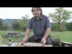 Dziki obiad Łukasza Łuczaja - Frytki z łopianu po japońsku