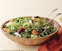 Fresh Winter Salad Recipes