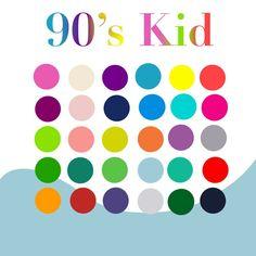 Color Schemes Colour Palettes, Create Color Palette, Colour Pallete, Color Combos, Beach Color Schemes, Pop Art Colors, 90s Colors, Color Palette Challenge, Arte Disney