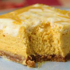 Fudgy Brownie Recipe, Brownie Recipes, Cheesecake Recipes, Pumpkin Cheesecake, Fudgy Brownies, Dessert Drinks, Dessert Recipes, Tasty, Yummy Food