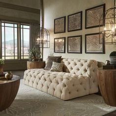 Buy Laussat Modular Sectional Charlton Home Boho Living Room, Home And Living, Living Room Decor, Living Spaces, Bedroom Decor, Dream Home Design, Home Interior Design, House Design, Design Moderne