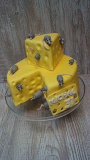 Torty ciasta i ciasteczka Joli: Ser Michała