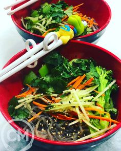 Plant Based Kids Glass Noodle Bowls — Chef Charity Morgan Source by billkost plant based Plant Based Diet Meals, Plant Based Recipes, Chef Recipes, Vegan Recipes, Vegan Meals, Vegan Foods, Chickpea Patties, Masala Spice, Vegan Fish