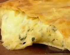 Empanada argentina gigante 4 quesos - Cocineros Argentinos