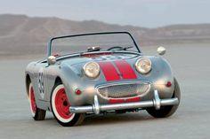 1959 Austin Healey Sprite.