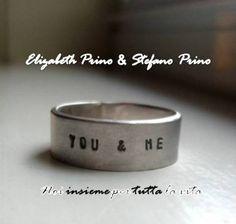 <3 you&me  <3 noi insieme per tutta la vita <3 Elizabeth Prino & Stefano Prino <3