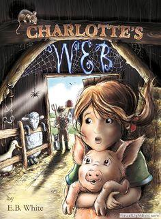 Charlotte's Web    http://hazelmitchell.com