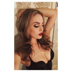 Elizabeth Gillies in a Hot Black Outfit - Elizabeth Gillies, Young Celebrities, Celebs, Veronica, Female Actresses, Famous Women, Girl Crushes, Beauty, Beautiful