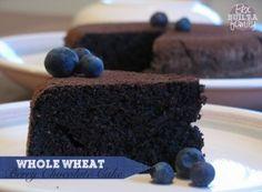 Whole Wheat Berry-Chocolate Pressure Cooker Cake   Grain Mill Wagon