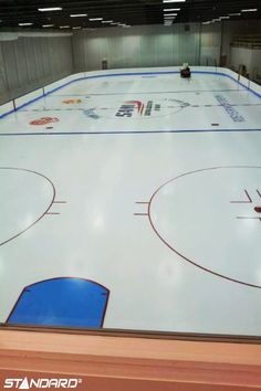 LED luminaires are the perfect solution to reduce maintenance of your ice rink lighting!  #StandardProducts #Lighting #Light