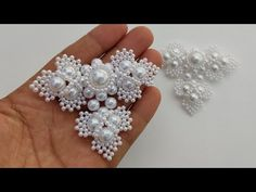 Pendants, Brooch, Beads, Youtube, Jewelry, Fashion, Shabby Chic, Craft, Beading