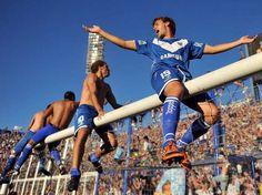 Las fotos de Vélez campeón.