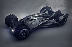 This cool futuristic Batmobile was born when Encho Enchev watched Batman vs Superman. He was inspired by the new vehicle design, thus, decided to create his own Muscle Cars, Concept Art World, Futuristic Cars, Transportation Design, Automotive Design, Sci Fi Art, Exotic Cars, Luxury Cars, Cool Cars