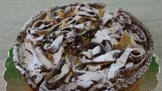TORTA DI TAGLIATELLE Muffin, Pie, Pasta, Make It Yourself, Breakfast, Desserts, Food, Youtube, Torte