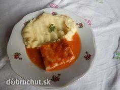 Fotorecetp: Rybie filé pečené v alobale - Rybie filé nemusí byť len vyprážané.