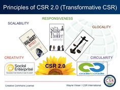 Wayne Visser - Principles of CSR 2.0