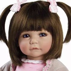 Pronta Entrega Adora Doll Sweet Cheeks Linda Boneca Reborn
