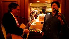 """#MusicNewJersey Entertainment Consultants and Music New Jersey:  Jazz Duo, """"When You Wish Upon a Star""""  -  Reserve this duo at:  ecmusicnj@gmail.com   or  Call:  (908)464-0038  or  (908)451-1955,  http://www.musicnewjersey.com  -   https://www.facebook.com/EntertainmentConsultants   --   https://www.twitter.com/MusicNewJersey  NJ Jazz Duet: Joe Verrusio & Mark Aaron James; When You Wish Upon a Star"""