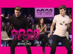 The Crew -- Dancing with macbby11 (Episode 10) with Alfie, Jim, Marcus and Caspar