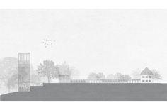 Abschlussarbeit: Weiterbauen im Ensemble, Carl Friedrich, Bauhaus - Universität…