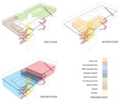 architectural graphic design programming diagrams - Google Search