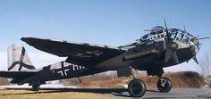 aviación | bombarderos     JU 188