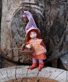baby gnome http://www.livemaster.ru/juliola