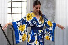 Momoé preview ss2016 kimono jacket colors power