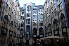 Hackesche Höfe Berlijn