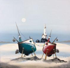 'Propped Up' by Gary Walton
