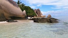 La Digue, sielsko seszelsko - Cel w podróży Seychelles, Water, Outdoor, Gripe Water, Outdoors, Outdoor Games, The Great Outdoors