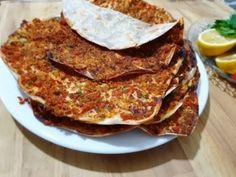 Turkish Mezze, Turkish Kitchen, Vegan Recipes, Cooking Recipes, Turkish Recipes, Bread Rolls, Pizza, Feel Good, Granola