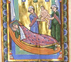Passauer Evangelistar - BSB Clm 16002, Passau, um 1170 - 1180 Bildnr.68