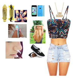 """RandomOutfit_xox"" by riley-xox ❤ liked on Polyvore featuring мода, Marc by Marc Jacobs и Vans"