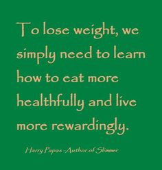 Simple weight loss