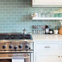 キッチンをタイルで素敵に飾ろう。おしゃれなお家をのぞいてみたよ♪