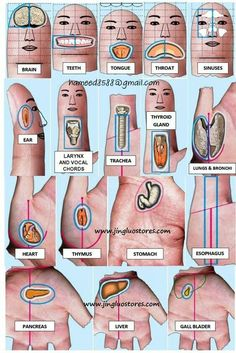 Su jok hand reflexology More