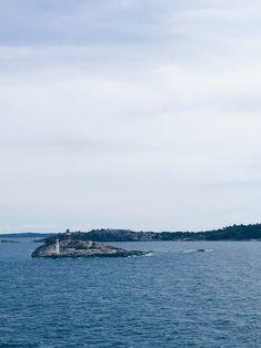 Nyneshamn / Sztokholm / Stockholm / Szwecja / Morze / Prom / Ferry
