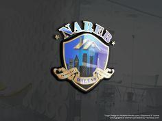 """Logo Design for NAREB Dallas, designed by Moksha Media - Daymond E. Lavine aka Daymond """"The Brands"""" Media Logo, Best Logo Design, Cool Logo, Web Development, Dallas, Branding, Logos, Brand Management, Best Logo"""