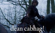 Scottish Names, Scottish Words, Scottish Gaelic, Outlander Quotes, Outlander Book Series, Starz Series, James Fraser Outlander, Gaelic Words, Sam Heughan