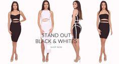 Pink Mauve Boutique | Online Womens Fashion | Bandage Dresses