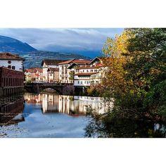 Elizondo, valle de Baztán #Navarra (By  @juantxogi / Instagram)
