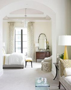 Showhouse Rooms in Neutral Palettes | Traditional Home