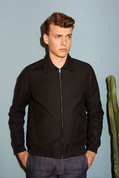 A.P.C. - Spring 2015 Menswear - Look 14 of 18