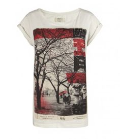 i love All Saints graphic tees