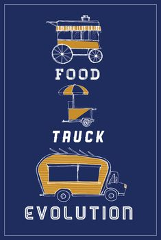 Food Trucks Then and Now