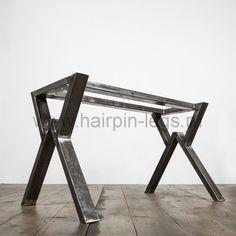 """Подстолье - """"Маркшейдер"""". Подходит для стилей Loft и Industrial. Metall table base"""