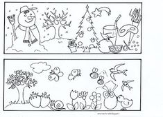 maestra Nella: Il calendario Montessori, Teaching Aids, Birthdays, Scrapbook, Seasons, Activities, Education, Comics, Halloween