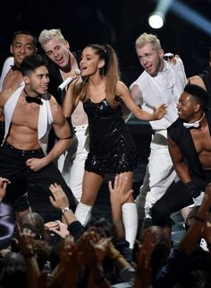 Pin for Later: How Ariana Grande Became a Household Name in 2014 She Performed the Song at the iHeartRadio Music Awards in May