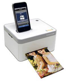 iPhone printer, I want!